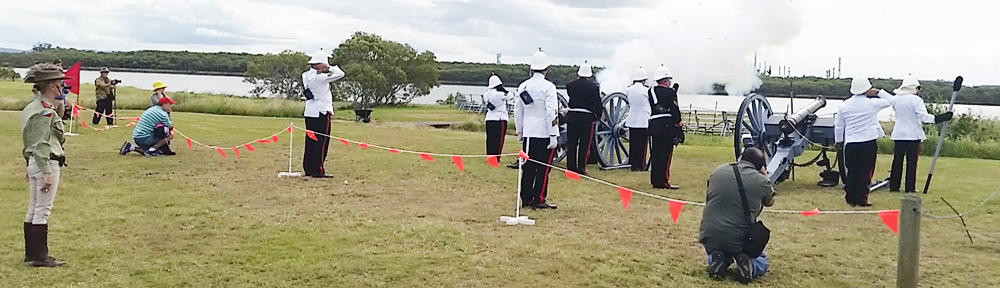 Firing 2 field guns at FL v2 20150517_140221